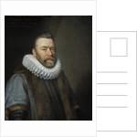 Sir Clement Edmondes by Daniel Mytens