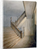 View of a staircase in Winchester House, Winchester Place, London by Anonymous