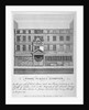 View of Wood Street Compter, City of London by John Thomas Smith
