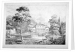 View of the pavilion, Hans Place, Chelsea, London by Anonymous