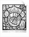 Window at Charterhouse, Finsbury, London by