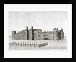 Inigo Jones's intended Whitehall Palace, London by DM Muller