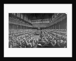 Chamber of the House of Commons by Spencer