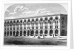 Barrow and Brother's leather Warehouse in Weston Street, Bermondsey, London by Anonymous