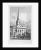 Church of St Barnabas, King Square, Bunhill Fields, Finsbury, London by