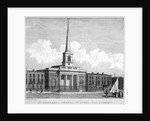 St Barnabas Chapel, Finsbury, London by Anonymous