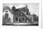 View of St Bartholomew's Chapel, Kingsland Road, Hackney, London by