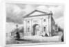 Trinity Chapel, St Thomas Square, Hackney, London by