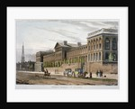 St Luke's Hospital, Old Street, Finsbury, London by