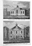 Chapels in Holborn, London by Anonymous