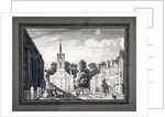 Church Row, Hampstead, London by L Garne