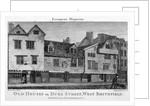 Duke Street, West Smithfield, City of London by Barrett