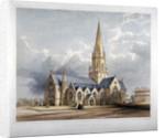 Holy Trinity Church, Hartland Road, Hampstead, London by