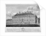 Bedford House, Bloomsbury Square, Bloomsbury, London by Bartholomew Howlett