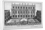 View of Powis House, Great Ormond Street, Bloomsbury, London by Anonymous