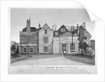 View of Campden House, Kensington, London by