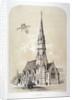 St Silas' Church, Penton Street, Finsbury, London by Day & Son