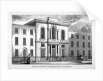 Northampton Tabernacle, Spa Fields, Finsbury, London by Anonymous