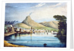 Mount Vesuvius, as represented at the Surrey Zoological Gardens, Southwark, London by