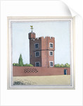 Lady Garret's Tower, Green Street House, East Ham, Newham, London by Anonymous