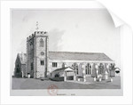 Church of St Edward the Confessor, Romford, Essex by Anonymous