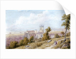 Hythe Church and Martello Tower by William Westall