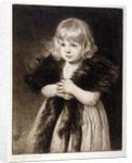 Miss Mildred Carter - Grandmother's Boa by Anna Lea Merritt