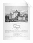 The Globe Theatre, Bankside, Southwark, London by Anonymous