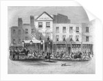 Astley's Amphitheatre and adjacent buildings, Westminster Bridge Road, Lambeth, London by