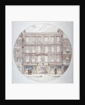 22 and 23 Farringdon Street, City of London by