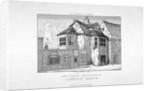 Buildings near Lambeth Marsh, London by