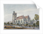 Church of St Mary-at-Lambeth, London by