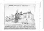 Tradescant's House, South Lambeth, London by J Caulfield