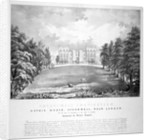 Orthopaedic Institution, Gothic House, Stockwell, Lambeth, London by A Friedel