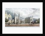 St Katherine's Hospital, Regent's Park, London by Anonymous