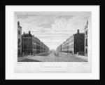 Portland Place, Marylebone, London by William James Bennett
