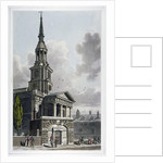 St Leonard's Church, Shoreditch, London by