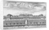 Almshouses in Pitfield Street, Shoreditch, London by