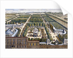 Vauxhall Gardens, Lambeth, London by Johann Sebastian Muller