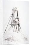 A Colliery Winding Engine by Anna Lea Merritt