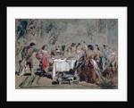 Banquet at Lucentio's house by Sir John Gilbert