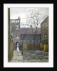 Barnard's Inn, London by John Crowther