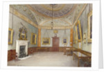 Watermen's and Lightermen's Hall, St Mary at Hill, City of London by