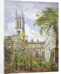 Church of St Michael, Cornhill, City of London by
