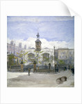 View of St Helen's Church, Bishopsgate, City of London by