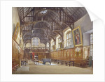 Gray's Inn Hall, London by John Crowther