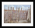 Old Buildings, Lincoln's Inn, London by John Crowther