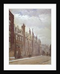 Old Buildings, Lincoln's Inn, London by
