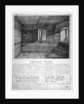 Interior view of Lollards Prison in Lambeth Palace, London by