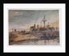 Coastal Scene by John Varley I